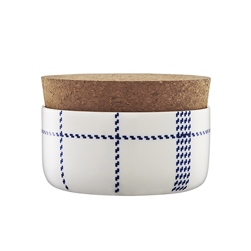 Mormor Blue Sugar Bowl (361008)