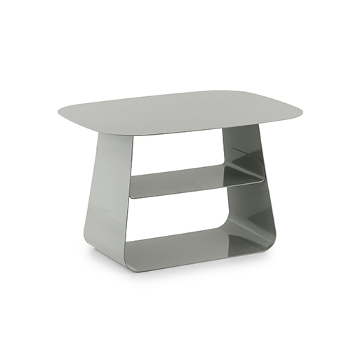 Stay Table (602224)  40*52 Stone Grey