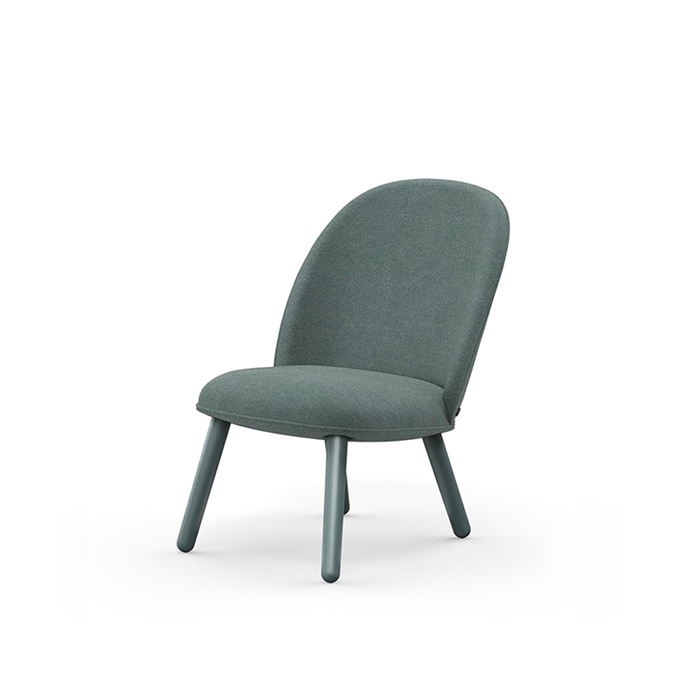 Ace Lounge Chair , Nist lake blue