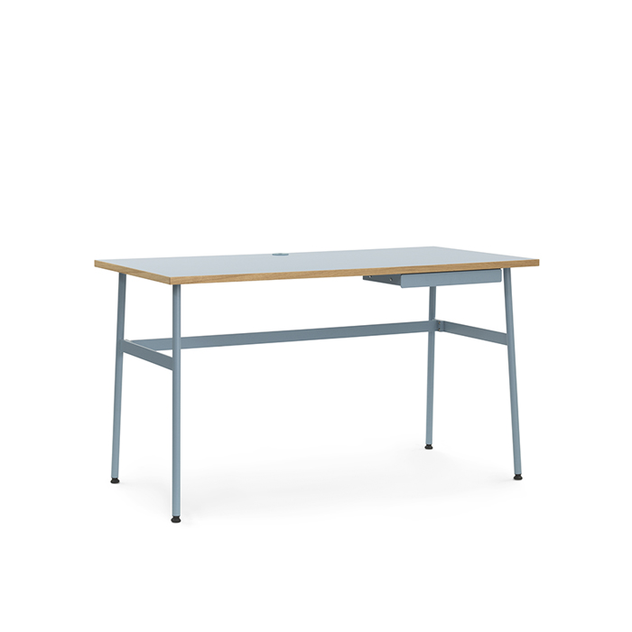 Journal Desk , light blue
