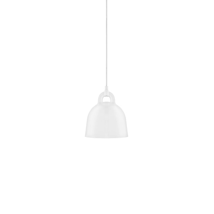 Bell Lamp , X-small white