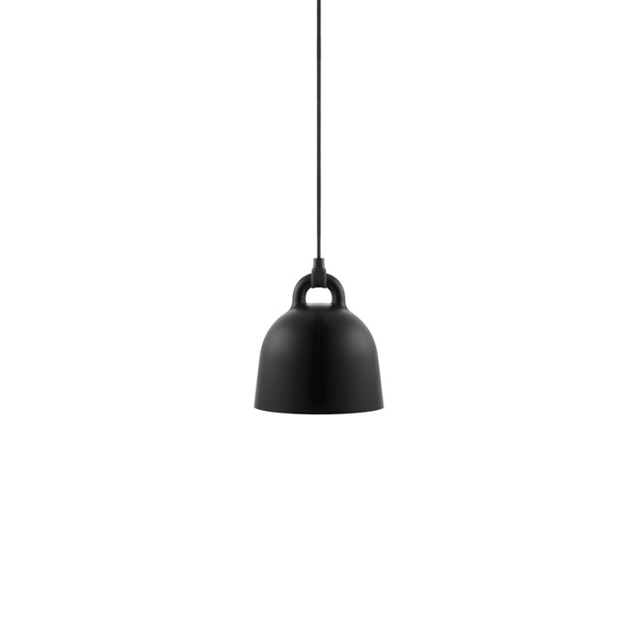 Bell Lamp , X-small black