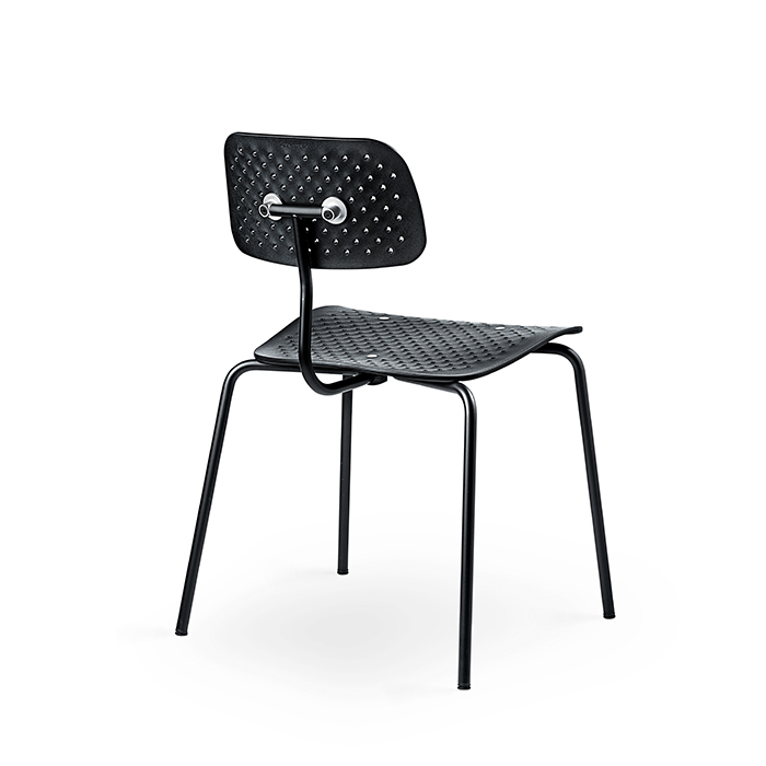 Kevi Chair 2060 Air , Black / Black