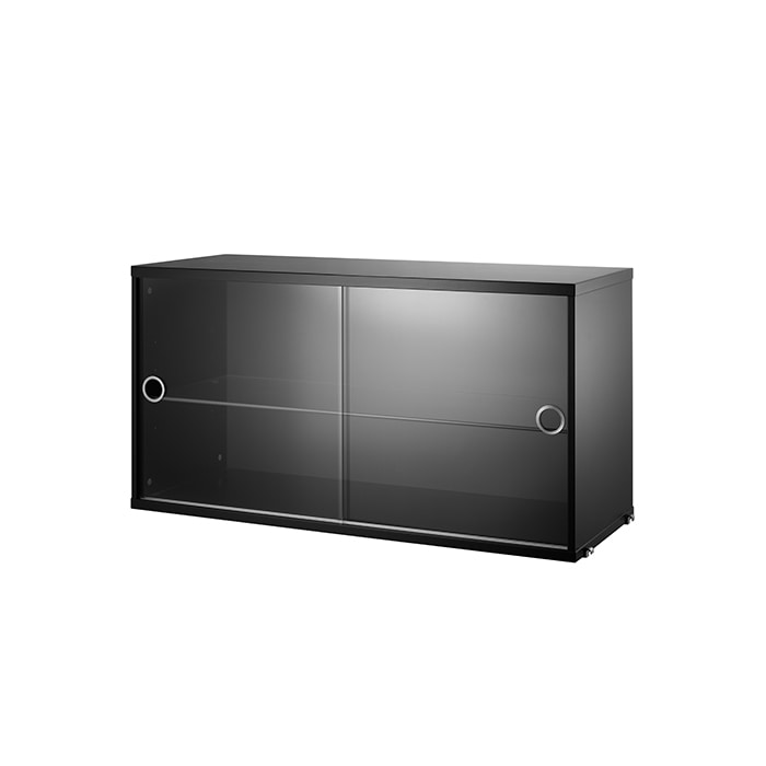 *Display Cabinet 78*30  Black VS7830-13-1