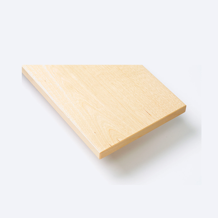 *Shelves 3pcs 58*30  Birch 5830-02-3