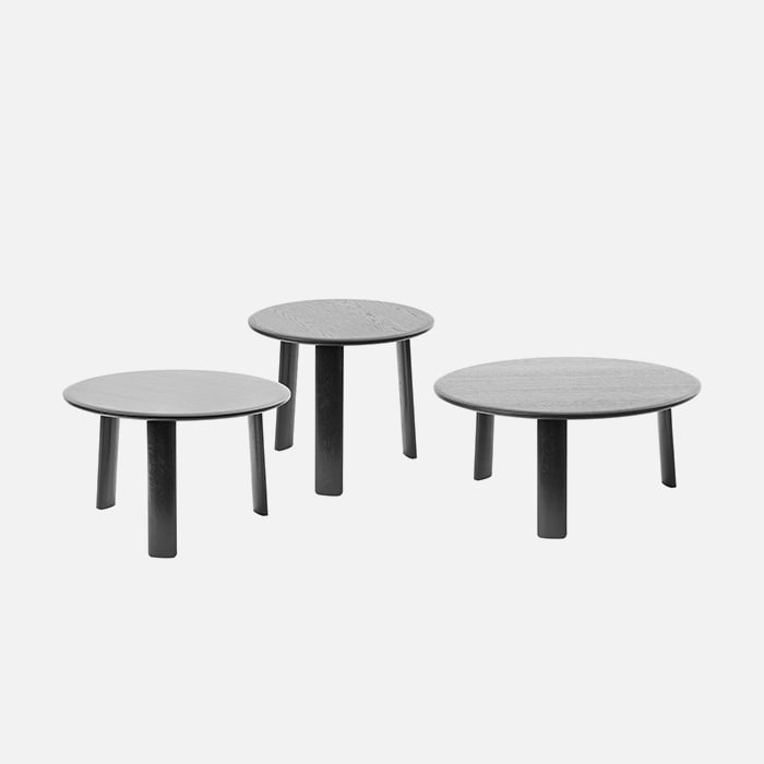 Alle Coffee Table , Black