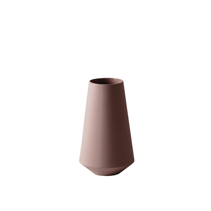 #Sculpt Vase Well (9257)  Rust